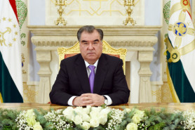 Congratulatory message of the President of the Republic of Tajikistan, Leader of the Nation, dear