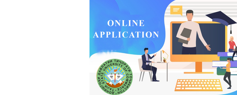 Online application More